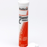 801200 Vitamin C Orange Tube 20's C low res