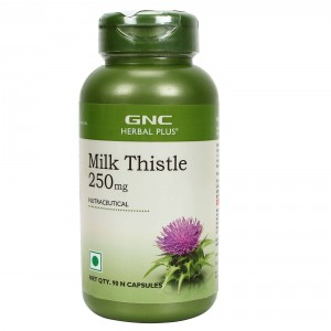 GNC Milk Thistle
