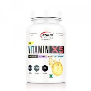 Genius Nutrition Vitamin X5