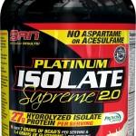 Platinum Isolate Supreme Vanilla Sundae 2LBS
