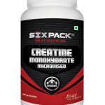 Rs 510 OFF ON SIX PACK CREATINE MONOHYDRATE